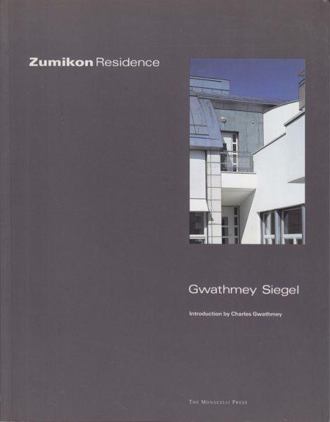 GWATHMEY, Zumikon Residence. Gwathmey Siegel.... 1996