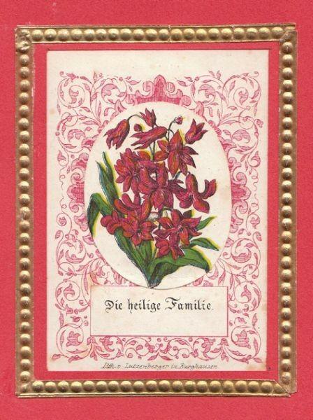 Die heilige Familie. 1830