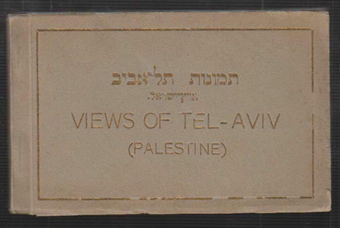Views of Tel-Aviv (Palestine).