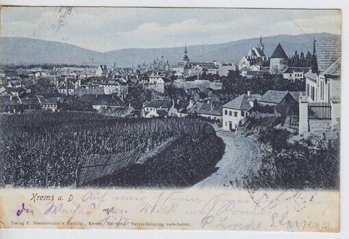 Krems a. D. 1890