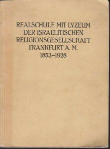 Festschrift zum 75 jährigen Bestehen der... 1924