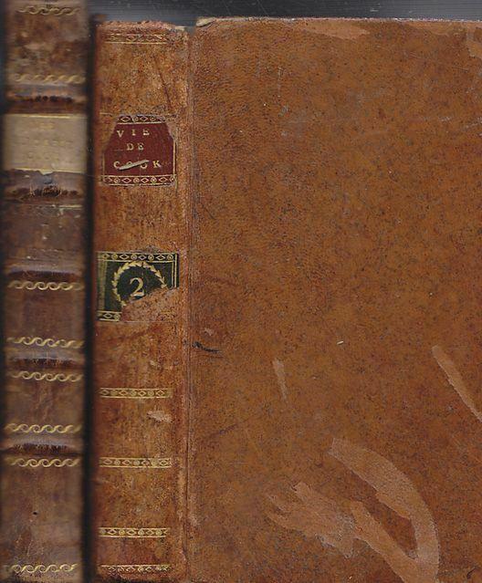 Vie du Capitaine Cook, traduite de l`Anglois du docteur Kippis, membre de la Soc 0