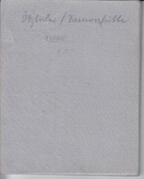 Ötztaler Tauern. 1949