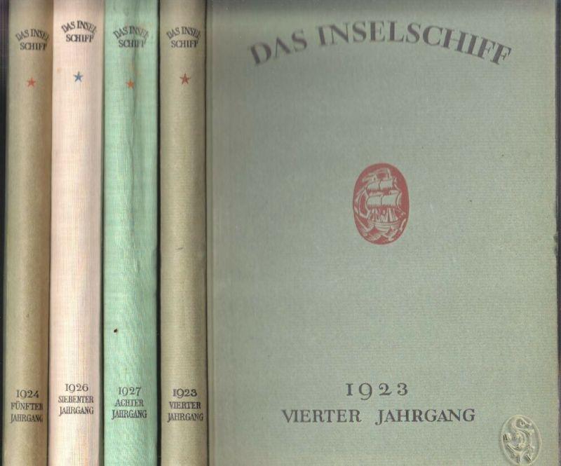 Das Inselschiff. Eine Zeitschrift für die Freunde des Insel-Verlages. 0296-07