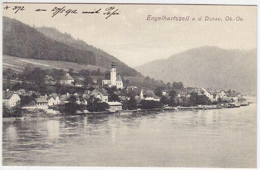 Engelhartszell a. d. Donau, Ob.-Oe. 1900 3064-11