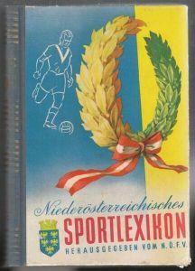 Niederösterreichisches Sport-Lexikon. Das... 1954