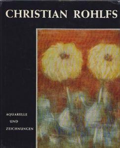 Christian Rohlfs. Aquarelle und Zeichnungen. VOGT, Paul (Hrsg.).