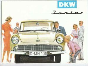 DKW Junior. 1960