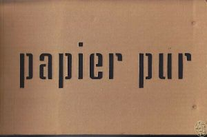 FLAIG, papier pur. Arbeiten mit Papier. 9. März...