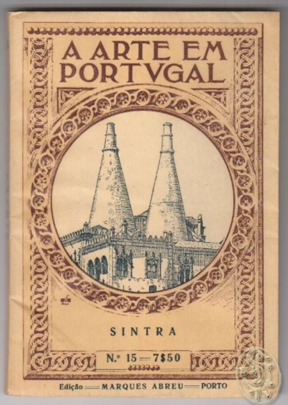 A Arte em Portugal. Sintra.