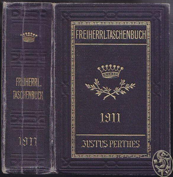 Gothaisches Genealogisches Taschenbuch der... 1911
