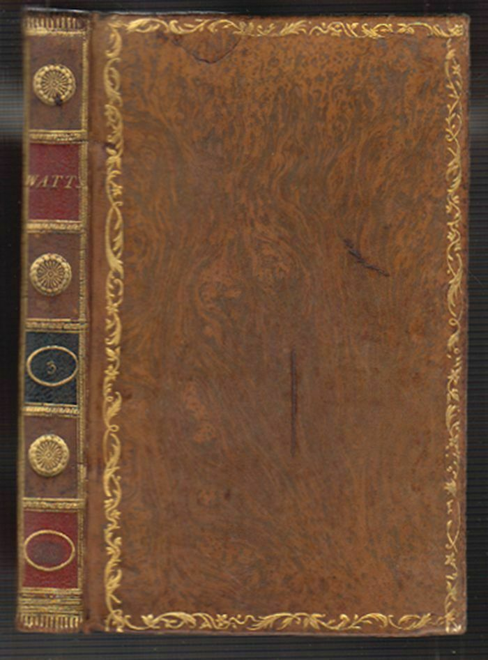 The Poetical Works. Containing his Hyms and Spiritual Songs. WATTS, Isaac.