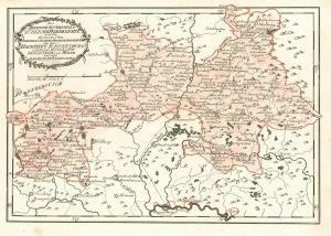 Des Herzogthums Oberpfalz Südliche Pflegegerichte, den zum Hochstift Regensburg