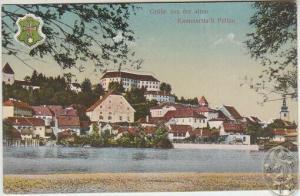 Grüße aus der alten Kammerstadt Pettau. 1914