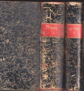 Oeuvres Philosophiques de Leibniz. Avec une introduction et des notes par Paul J
