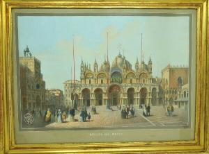 ZANOTTO, Basilica San Marco. 1856