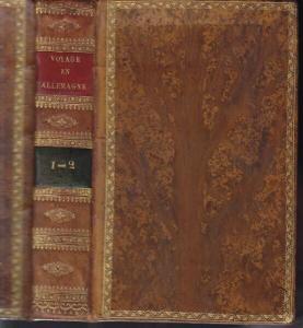 GUIBERT, Journal d'un Voyage en Allemagne, fait... 1803