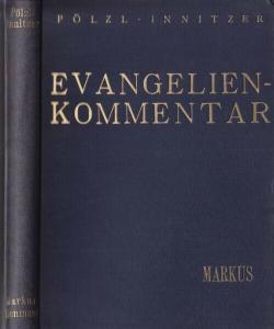 STETTINGER, Kommentar zum Evangelium des... 1935