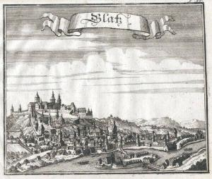 GLATZ. 1712