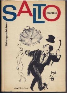 MARQUARDT, Salto mortale. Zirkusgeschichten. 1968