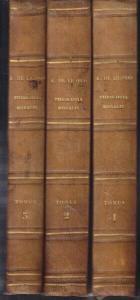 LIGORIO, Theologia Moralis. 1836