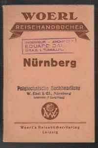 Illustrierter Führer durch Nürnberg und Umgebung.