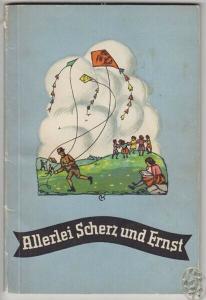 FADRUS, Allerlei Scherz und Ernst. Ausgewählt... 1949