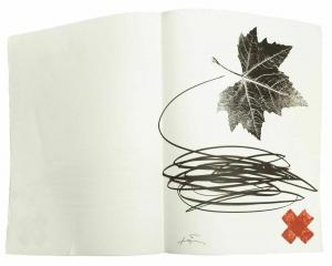 Orig.-Lithographie. TAPIES, Antoni.