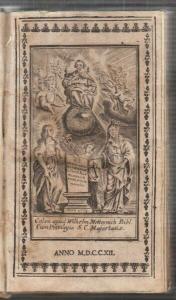 BUSENBAUM, Medulla theologiae moralis, Facili... 1712