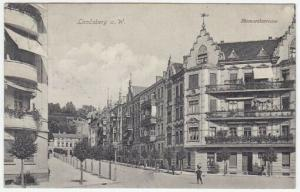 Landsberg a. W. Bismarckstrasse. 1900
