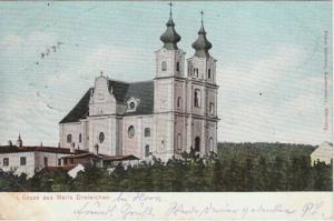 Gruss aus Maria Dreieichen. 1890