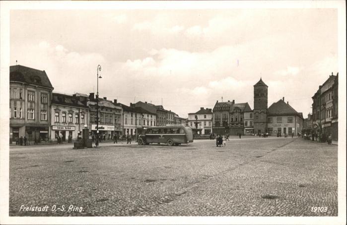 Freistadt Tschechien Masaryk-Platz * / Frystat /