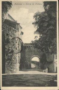 Aubonne VD Entree du Chateau / Aubonne /Bz. Aubonne