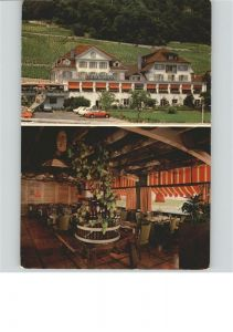 Twann Hotel Restaurant Baeren / Twann /Bz. Nidau