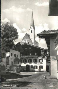 Kirchberg Tirol Kirche  / Kirchberg in Tirol /Tiroler Unterland