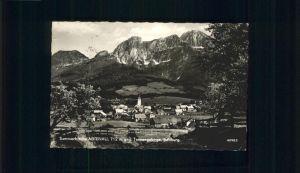 Abtenau Tennengebirge Salzburg / Abtenau /Salzburg und Umgebung