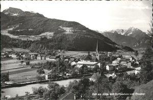 Zell Ziller Tirol Gerlosstein  / Zell am Ziller /Tiroler Unterland