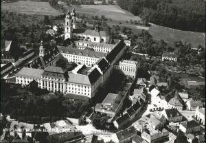 Sankt Florian Fliegeraufnahme  / Sankt Florian /Linz-Wels