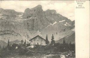 Tschagguns Vorarlberg Lindauer Huette Sulzfluh / Tschagguns /Bludenz-Bregenzer Wald