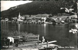 Weissensee Techendorf / Weissensee /Oberkaernten