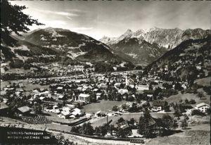 Schruns Vorarlberg Tschagguns / Schruns /Bludenz-Bregenzer Wald