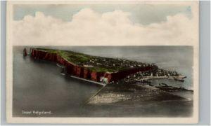 Insel Helgoland Insel Helgoland Fliegeraufnahme * / Helgoland /Pinneberg LKR