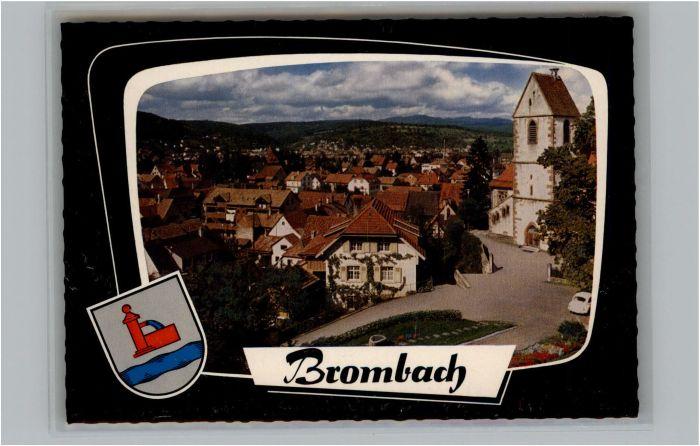Brombach Loerrach Brombach Loerrach  * / Loerrach /Loerrach LKR