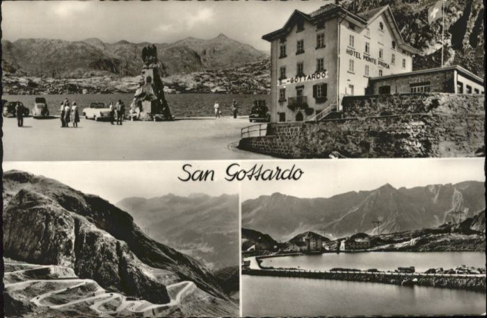 San Gottardo San Gottardo Ospizio Hotel Monte Prosa * / San Gottardo /Bz. Leventina