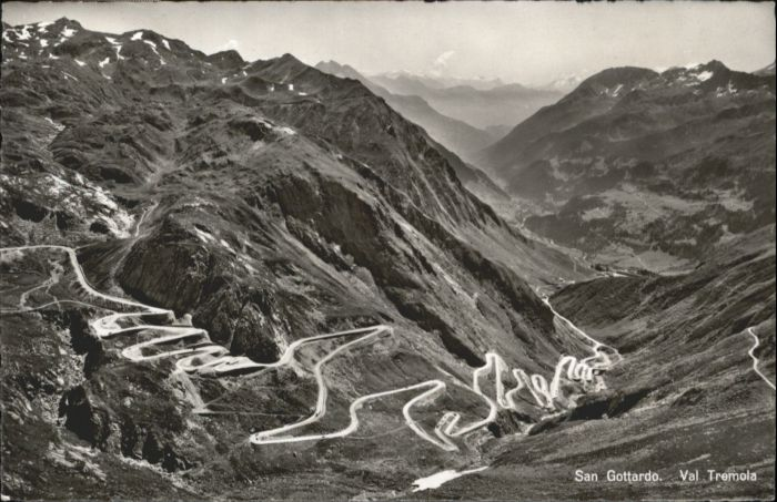 St Gotthard St Gotthard  x / Gotthard, St. /Rg. Andermatt
