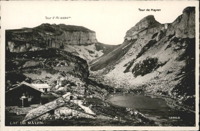 Tour de Mayen Tour de Mayen  * / Tour de Mayen /Rg. Montreux