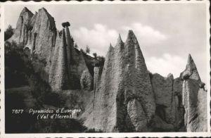 Dent d Herens Dent d'Herens Pyramides Euseigne * / Dent d Herens /Rg. Matterhorn