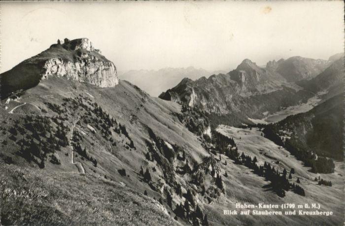 Hoher Kasten Hoher Kasten  x / Appenzeller Alpen /Rg. Saentis