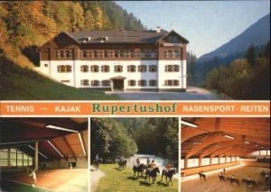 Abtenau Abtenau Sportzentrum Rupertushof x / Abtenau /Salzburg und Umgebung