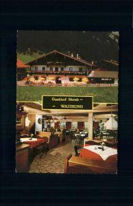 Waidring Tirol Gasthof Pension Strub x / Waidring /Tiroler Unterland